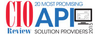20 Most Promising API Solution Providers 2015
