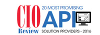 20 Most Promising API Solution Providers - 2016